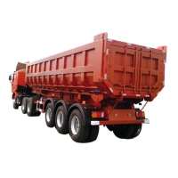 Buy Rear Dump Semi  Trailer