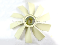 Various Types Of d6114 engine fan shangchai spare parts fan blade D16R-000-30