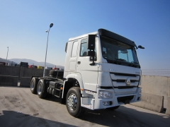 Various Types Of Good Quality Tractor Truck, SINOTRUK HOWO 4x2 Trailer Head, Towing Tractor