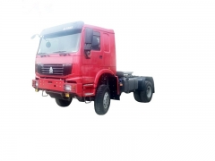 Hot sale SINOTRUK HOWO 4x4 Truck, All Wheel Drive Tractor Truck, Off Road Truck
