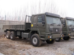 Hot sale SINOTRUK HOWO 6x6 Cargo Truck, Heavy Duty Off Road Truck, All Wheel Drive Lorry Truck