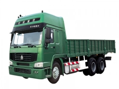 Best SINOTRUK HOWO 6x4 Cargo Lorry Truck for Bulk Goods Transport, CargoTruck With Two Bunks, Fence Truck Online