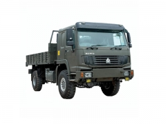 Best SINOTRUK HOWO 4x4 Lorry Truck, All Wheel Drive Cargo Truck, Military Truck Online