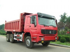 Best SINOTRUK HOWO 6x6 Tipper Truck, Off Road Truck, All Wheel Drive Dump Truck Online