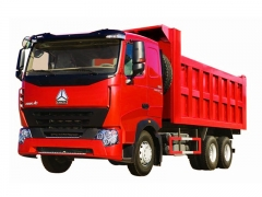 Easy installation Hot Sale 25Ton Dump Truck, SINOTRUK HOWO A7 6x4 Tipper