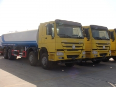 Hot sale SINOTRUK HOWO 8x4 Water Tanker Truck, 30M3 Water Spray Truck, 30000 Liters Water Sprinkler Truck