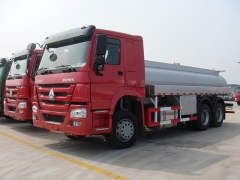 Easy installation Best Selling SINOTRUK HOWO 6x4 Oil Tank Truck, 18M3 Fuel Tanker Truck, Oil Diesel Transport Tank Truck